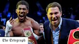 Tyson Fury v Anthony Joshua confirmed for Saudi Arabia, says Eddie Hearn
