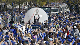 Next Play: Let's start with the World Series, even though KC Royals are just spectators
