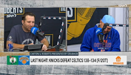 Here's why the Knicks could be scary in the postseason | Carton & Roberts
