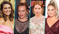 Hilary Duff, Mandy Moore, Meghan Trainor & Ashley Tisdale's Babies Have Adorable Music Class Together