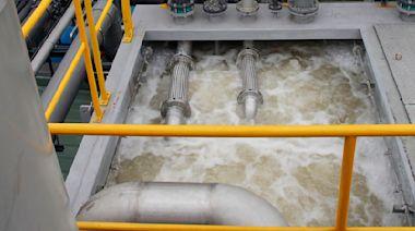 台積電、群創都找它!科技廠缺水後盾,榮化十年磨一劍讓污水變再生水