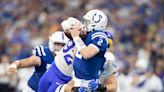 Colts' Carson Wentz suffered ankle injury, will undergo MRI