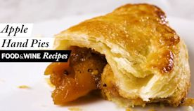 How To Make Dried Apple Hand Pies   Food & Wine Recipes
