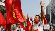 Myanmar Shuts Down Social Media Amid Protests