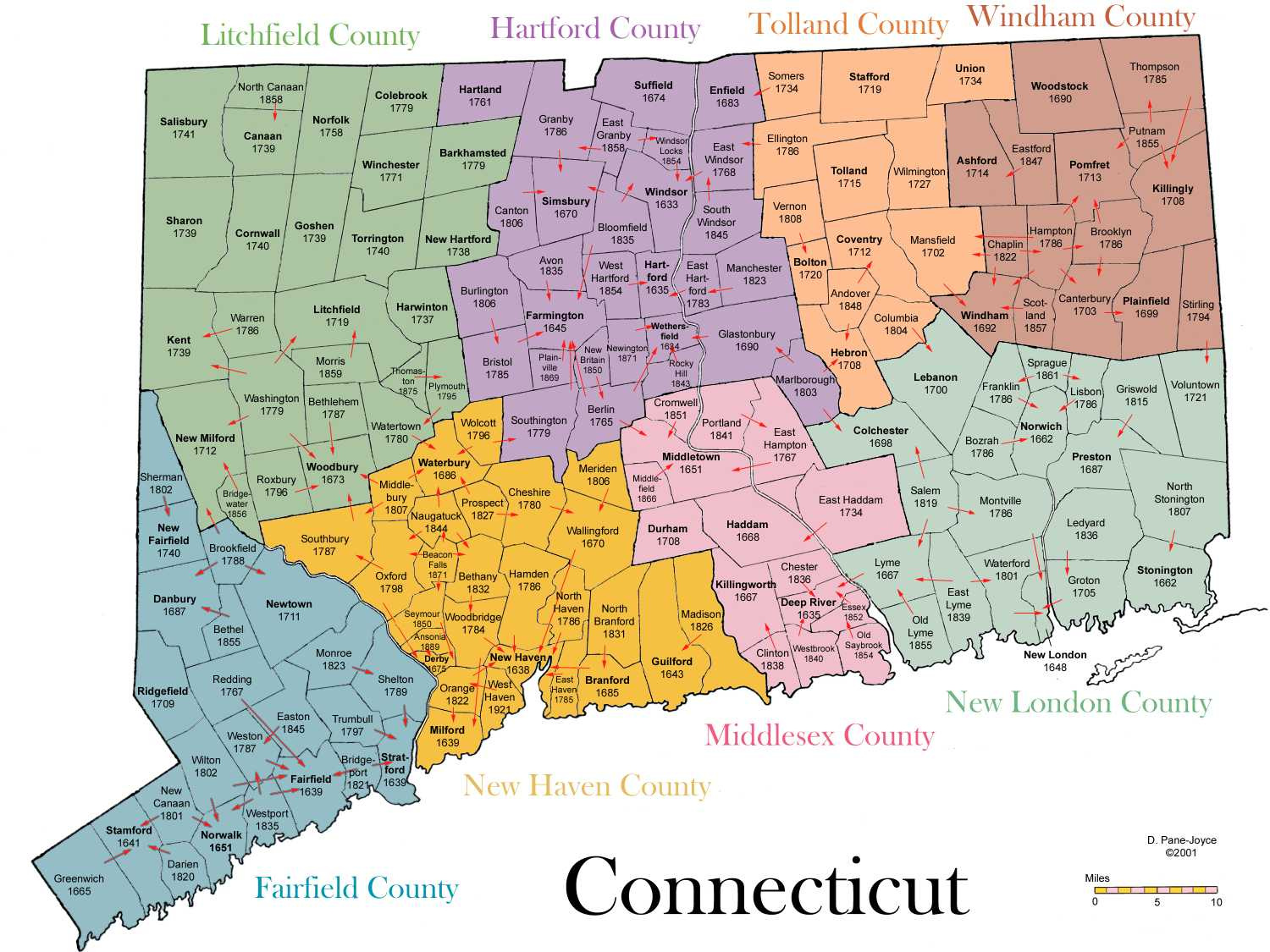 How To Pronounce Connecticut Town Names You Re History