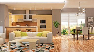 自己修補保養 實木地板就能恢復光澤