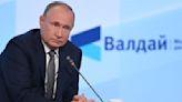 西方支持烏克蘭軍事發展 蒲亭:對俄羅斯構成威脅