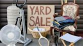 10 Worst Things to Buy at a Yard Sale