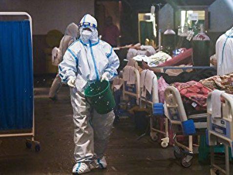 李正寬:印度疫情海嘯來勢猛 未雨綢繆有妙藥