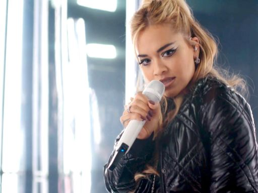 Rita Ora Wows With Toned Pic From the Gym