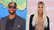Tristan Thompson Raves About Khloé Kardashian's 'Hard Work' At The Gym: 'Abs Of Steel'
