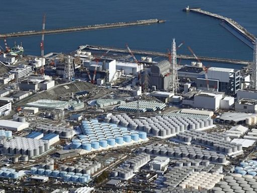 日媒指福島核污水排放有兩方案 就近或離岸約1公里排放 | 蘋果日報