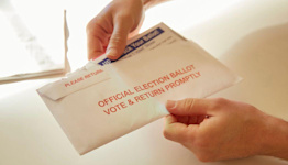 Here Are The States That Automatically Mail Ballots To All Voters