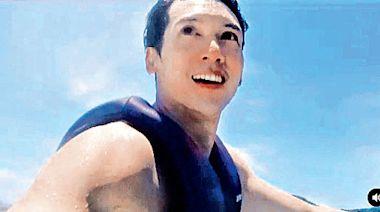 關智斌 水上飛起扮Iron Man - 晴報 - 娛樂 - 娛樂