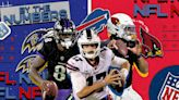 By The Numbers: Showdowns between Ravens and Chargers, Cowboys and Pats highlight Week 6