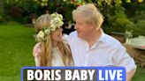 Boris' wife Carrie Symonds announces second child ON WAY in Instagram post