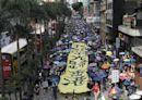 國安惡法報復不斷 香港大學學生會致港人信「願以生命回報自由」