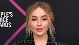 Work It's Sabrina Carpenter Talks Acting, Singing & Dancing All in One Film - E! Online