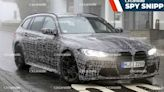 BMW M3 Touring continues testing ahead of debut