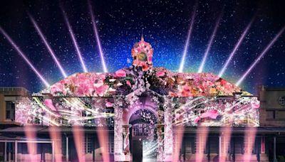 新竹光臨藝術節壓軸來了 林智堅:全台最大古蹟光雕秀週五登場