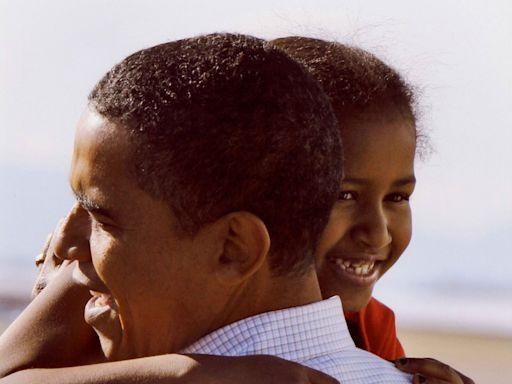 Barack Obama Shares Childhood Photo of Daughter Sasha for Her Birthday