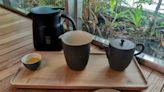 隱身在審計新村旁的巷弄內高質感茶坊,雅緻的環境裡靜靜喝杯好茶