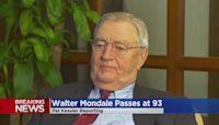 Walter Mondale Dies At 93