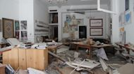 Restaurants, cafes and art galleries in ruins after blast shook Lebanese capital