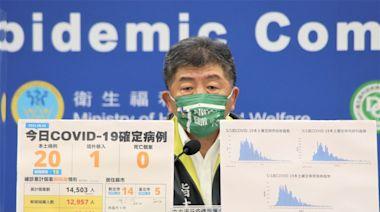 郝龍斌籲不要打高端疫苗 陳時中:別人還要打