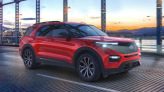Ford Explorer Lineup Expands With Speedy Enthusiast ST and Platinum Hybrid