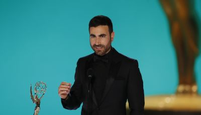 """Brett Goldstein Beats Out Three Other 'Ted Lasso' Nominees For Best Supporting Actor Comedy Emmy; Jokes He """"Was Not..."""