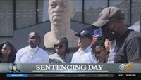 Rally Held In Brooklyn For Derek Chauvin Sentencing