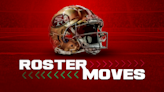 49ers announce roster moves heading into Week 2