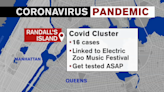 Coronavirus Update NYC: Officials investigating 16 COVID cases linked to Electric Zoo music festival