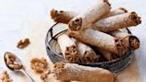 Recetas de cannolis de dulce de leche y chocolate y nuez