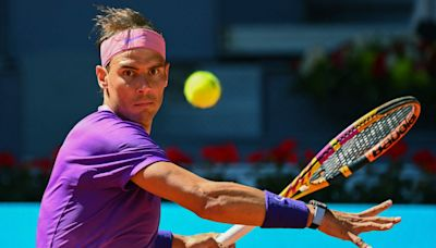 Rafael Nadal exclusive interview: 'Covid made me question if I should keep on playing'