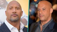 Dwayne Johnson Gets Honest About His Long-Standing Feud With Vin Diesel