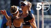 5 to Watch: Stanford's Klineman, Ross Win Gold; Felix Headlines Track Finals