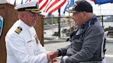 WWII vet who help build barracks on Okinawa honored