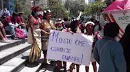 Ecuadorian indigenous communities sue to halt oil development