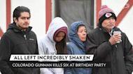 Man Kills 6, Including Girlfriend, at Colorado Birthday Party Before Shooting Himself, Police Say