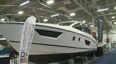 Milwaukee Boat Show ends Sunday at State Fair Park