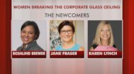 See the women over 50 shattering the corporate glass ceiling