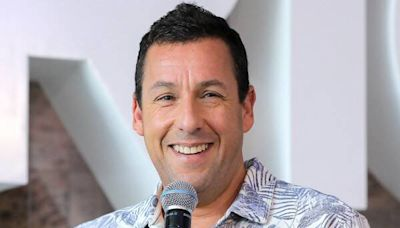See Adam Sandler Return to IHOP and Reunite With the Host Who Turned Him Away