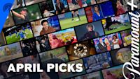 April Picks on Paramount+
