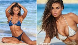 Meet the Sports Illustrated Swimsuit model chosen by Christie Brinkley