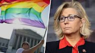 Liz Cheney says she was wrong to have opposed gay marriage