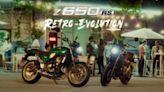 復古革命新作!KAWASAKI「Z650RS」歐洲登場