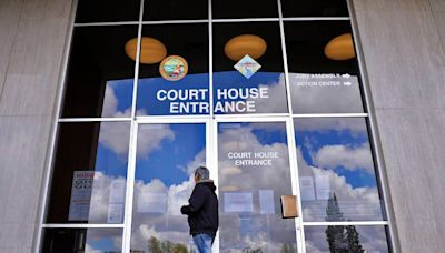 Fresno County courts to stay closed due to coronavirus, with some exceptions, judge decides