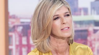 Kate Garraway book will discuss husband's COVID-19 battle